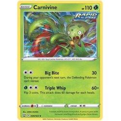 Carnivine - 009/163 - Uncommon