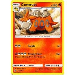 Camerupt - 024/236 - Rare