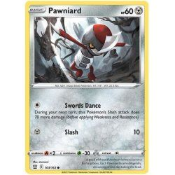 Pawniard - 103/163 - Common