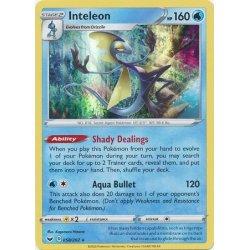 Inteleon - 058/202 - Rare Holo