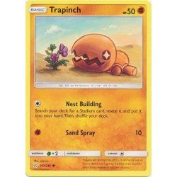 Trapinch - 107/236 - Common
