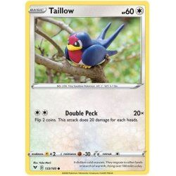Taillow - 133/185 - Common