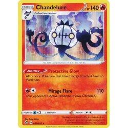 Chandelure - 033/192 - Rare...