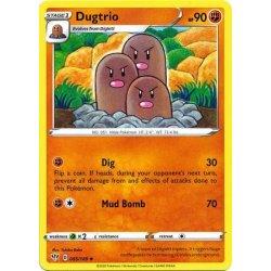 Dugtrio - 085/189 - Uncommon