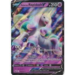 Galarian Rapidash - SWSH111...