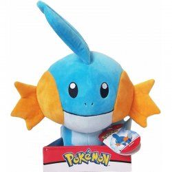 Pokemon Mudkip Maskotka 30cm