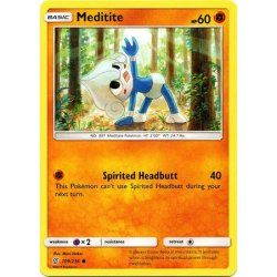 Meditite - 109/236 - Common