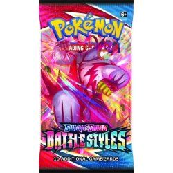 Pokemon TCG SS Battle Styles