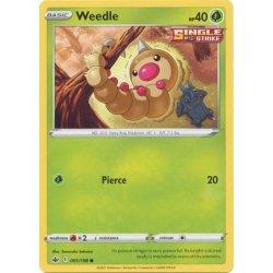 Weedle - 001/198 - Common