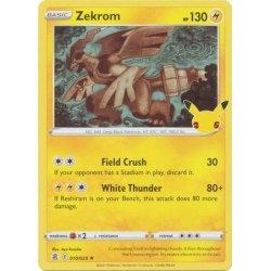 Zekrom - 010/025 - Rare Holo