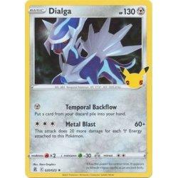 Dialga - 020/025 - Rare Holo