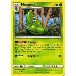 Metapod - 003/214 - Uncommon