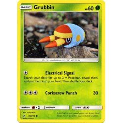 Grubbin - 018/214 - Common