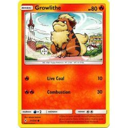 Growlithe - 021/214 - Common