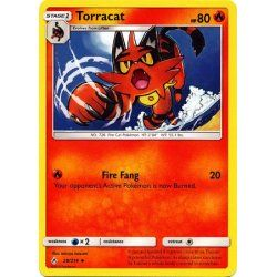 Torracat - 028/214 - Uncommon