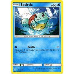 Squirtle - 033/214 - Common