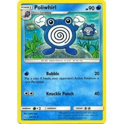 Poliwhirl - 038/214 - Uncommon