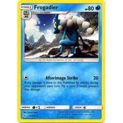 Frogadier - 052/214 - Uncommon