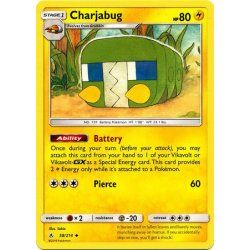 Charjabug - 058/214 - Uncommon