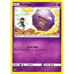 Koffing - 073/214 - Common