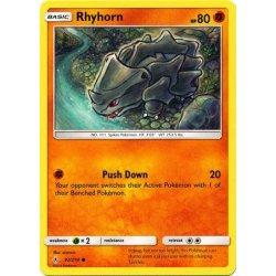 Rhyhorn - 092/214 - Common