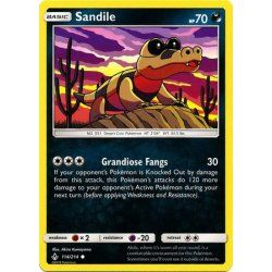 Sandile - 114/214 - Common