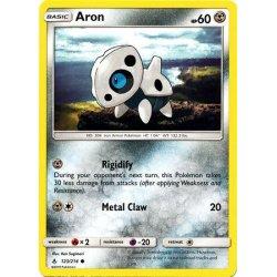 Aron - 123/214 - Common