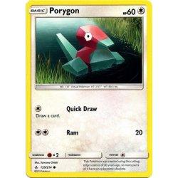Porygon - 155/214 - Common