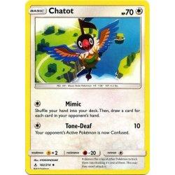 Chatot - 162/214 - Uncommon