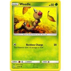 Weedle - 003/181 - Common