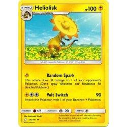 Heliolisk - 050/181 - Uncommon