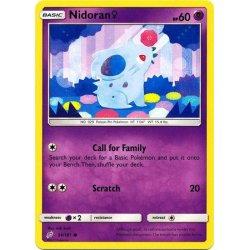 Nidoran - 054/181 - Common