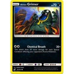 Alolan Grimer -083/181 -...