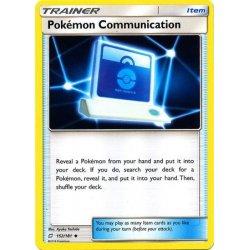 Pokemon Communication -...