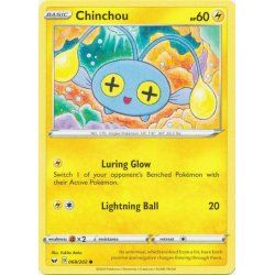 Chinchou - 068/202 - Common