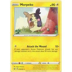 Morpeko - 078/202 - Rare