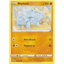 Rhyhorn - 096/202 - Common