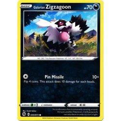 Galarian Zigzagoon -...