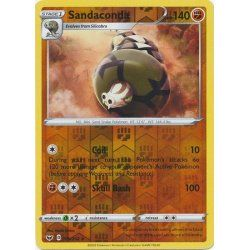 Sandaconda - 109/202 - Rare...