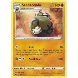 Sandaconda - 109/202 - Rare