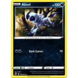 Absol - 038/073 - Uncommon