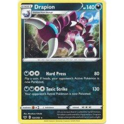 Drapion - 122/202 - Rare