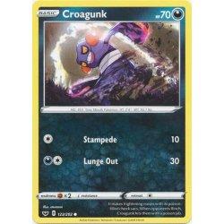 Croagunk - 123/202 - Common