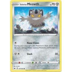 Galarian Meowth - 127/202 -...