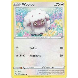 Wooloo - 153/202 - Common