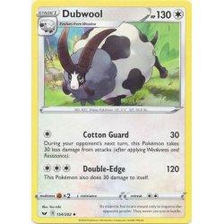 Dubwool - 154/202 - Uncommon