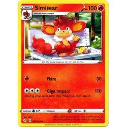 Simisear - 027/189 - Uncommon