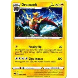 Dracozolt -  065/189 - Rare