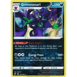 Grimmsnarl - 125/192 - Holo Rare