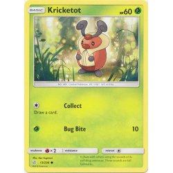 Kricketot - 013/236 - Common